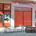 Otvorena nova prodavnica u Bačkoj Palanci - Kasica S u novom ruhu