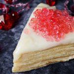 Čoko – oranž rozen torta